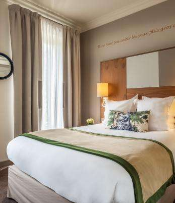 Hotel Le Tourville Paris - Adjoining Rooms