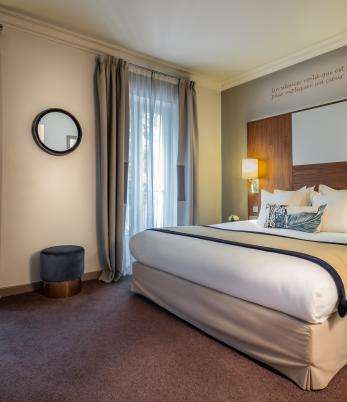Hotel Le Tourville Paris - Executive Room with Terrace