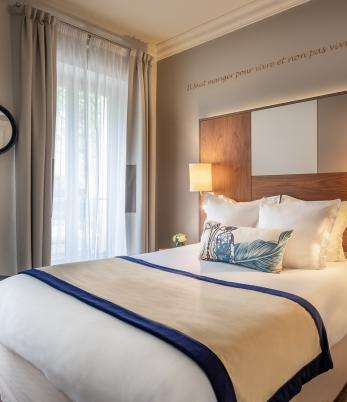 Hotel Le Tourville Paris - Single Room